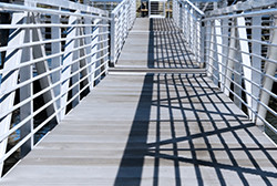 marine access bridge supplier